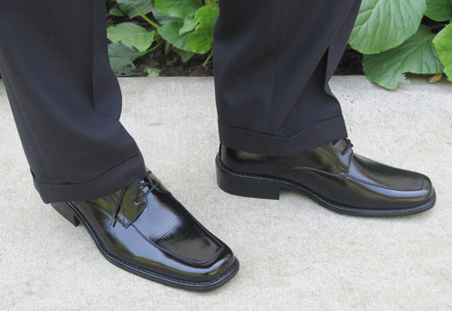 Square Toe Dress Shoes Created